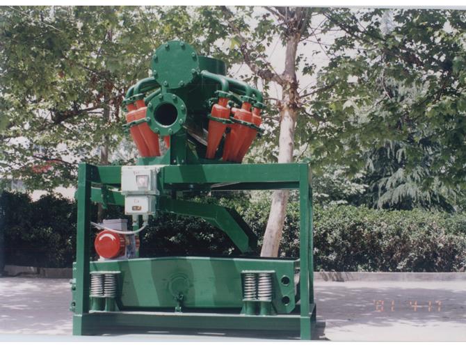 除砂除泥一体化清洁器